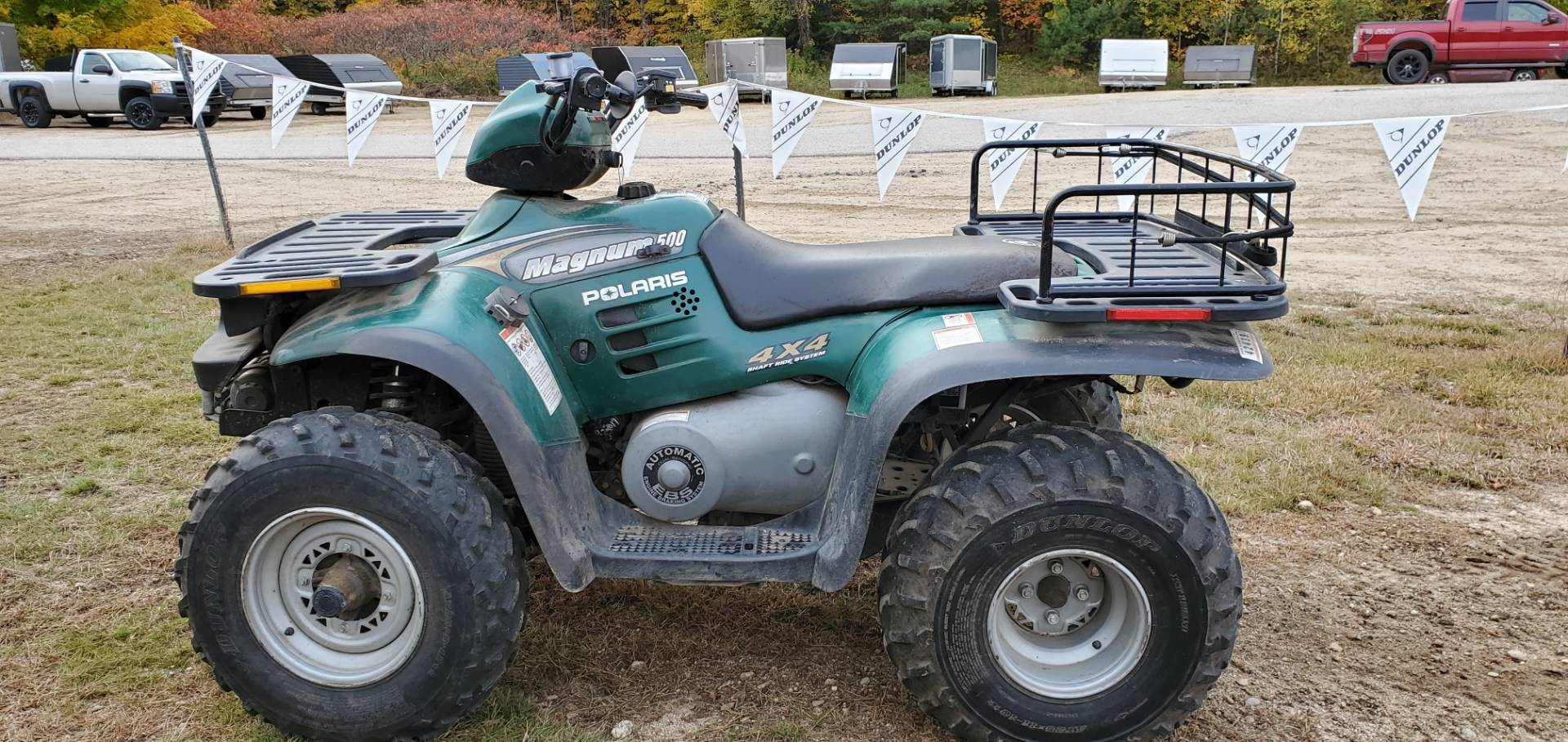 2000 Polaris Magnum 500 in Tamworth, New Hampshire - Photo 2