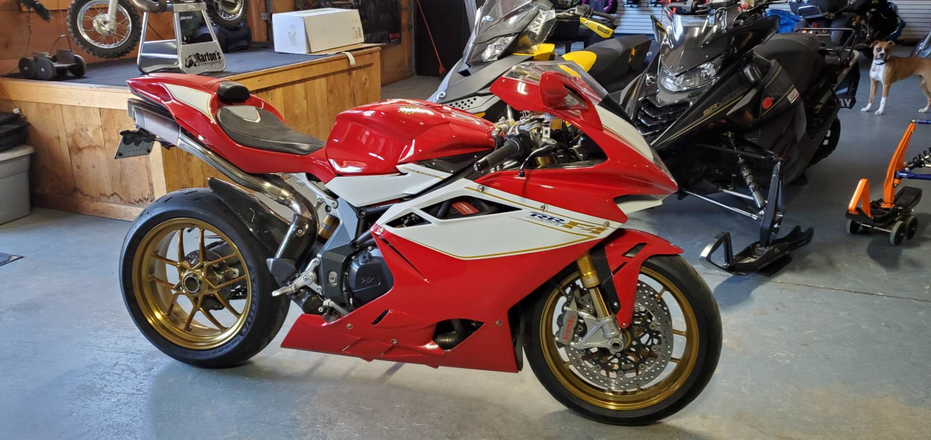 2012 MV Agusta F4 RR in Tamworth, New Hampshire - Photo 1