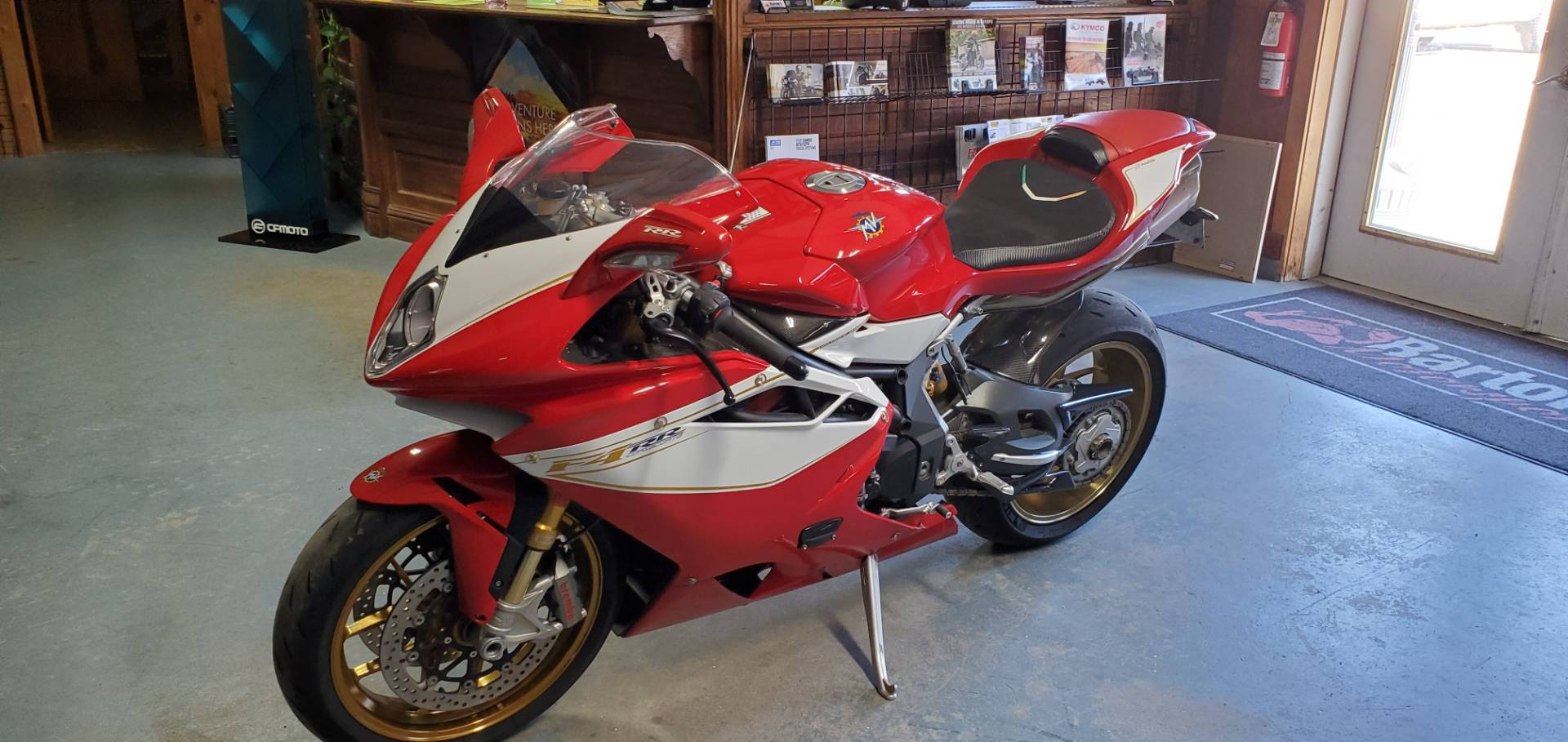2012 MV Agusta F4 RR in Tamworth, New Hampshire - Photo 3
