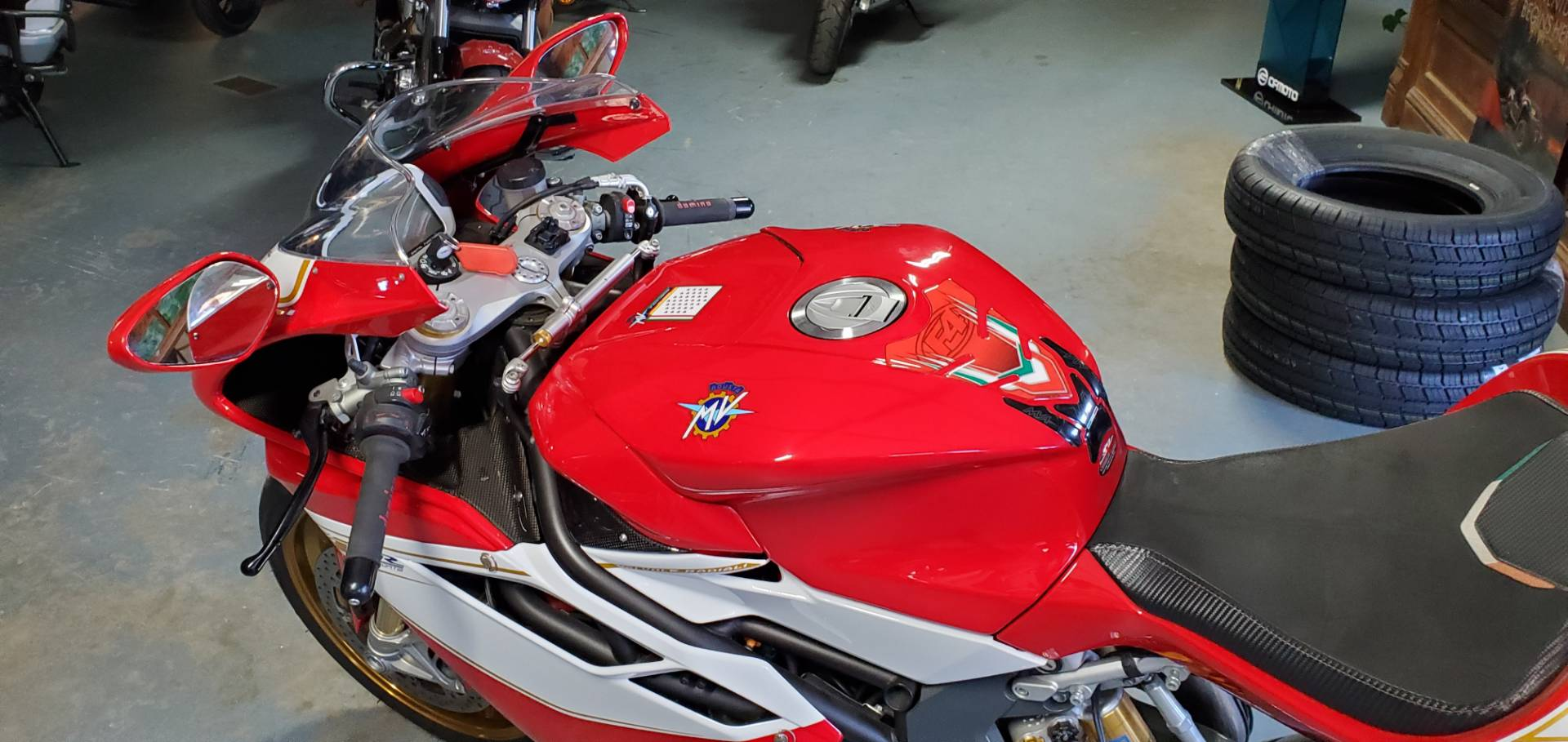 2012 MV Agusta F4 RR in Tamworth, New Hampshire - Photo 4