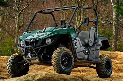 2016 Yamaha Wolverine in Tamworth, New Hampshire