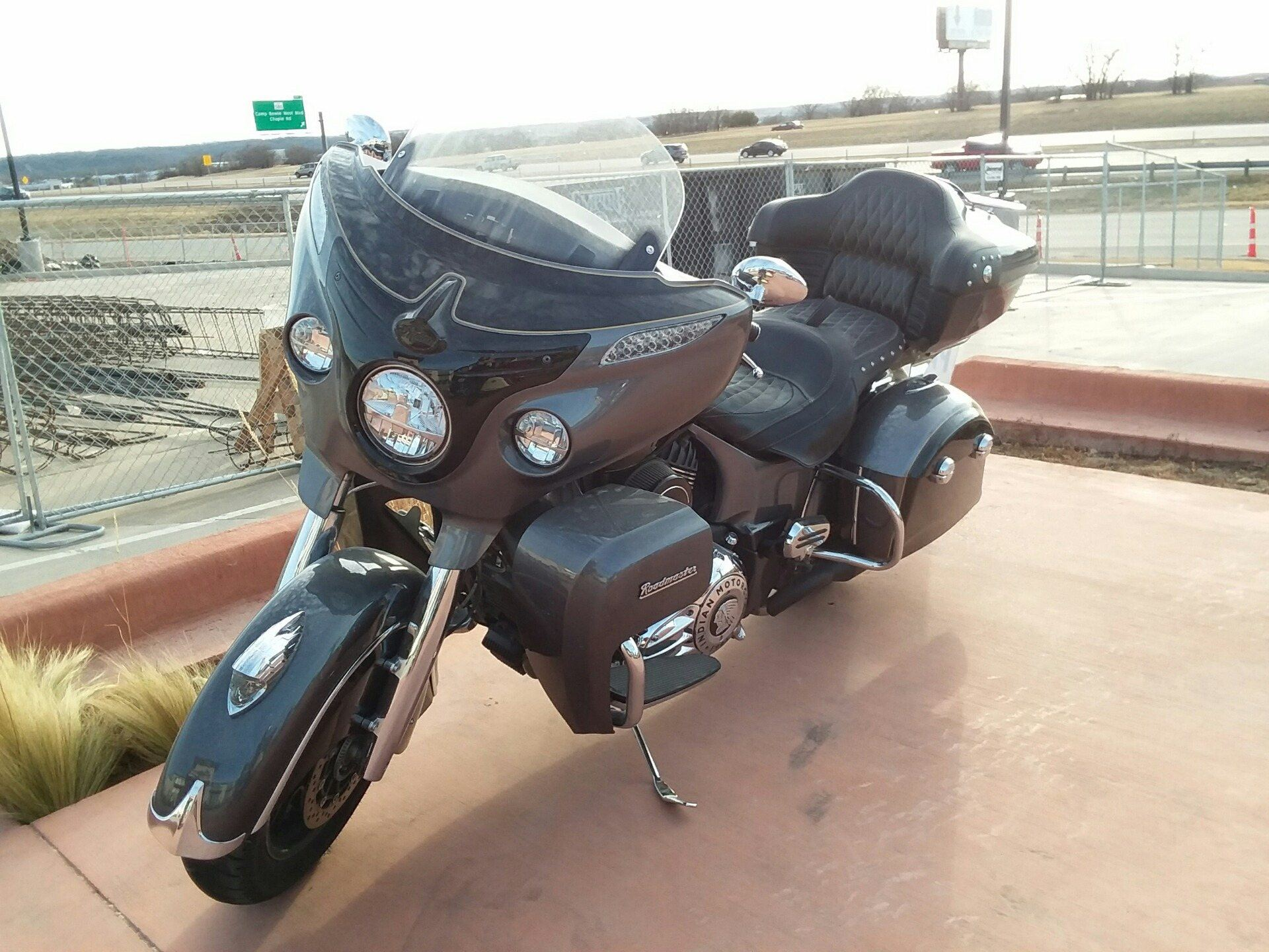 2016 Indian Roadmaster® in Fort Worth, Texas