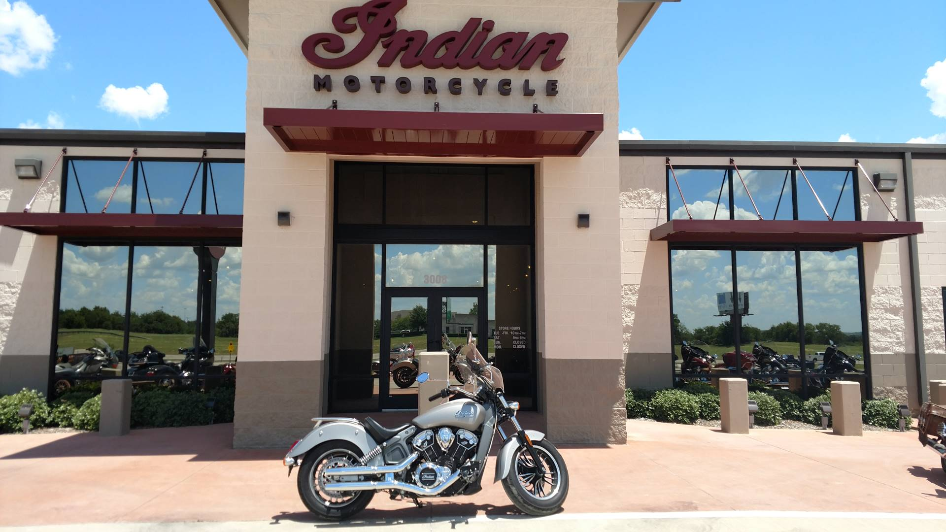 2016 Indian Scout™ in Fort Worth, Texas