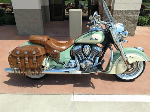 2015 Indian Chief® Vintage in Fort Worth, Texas