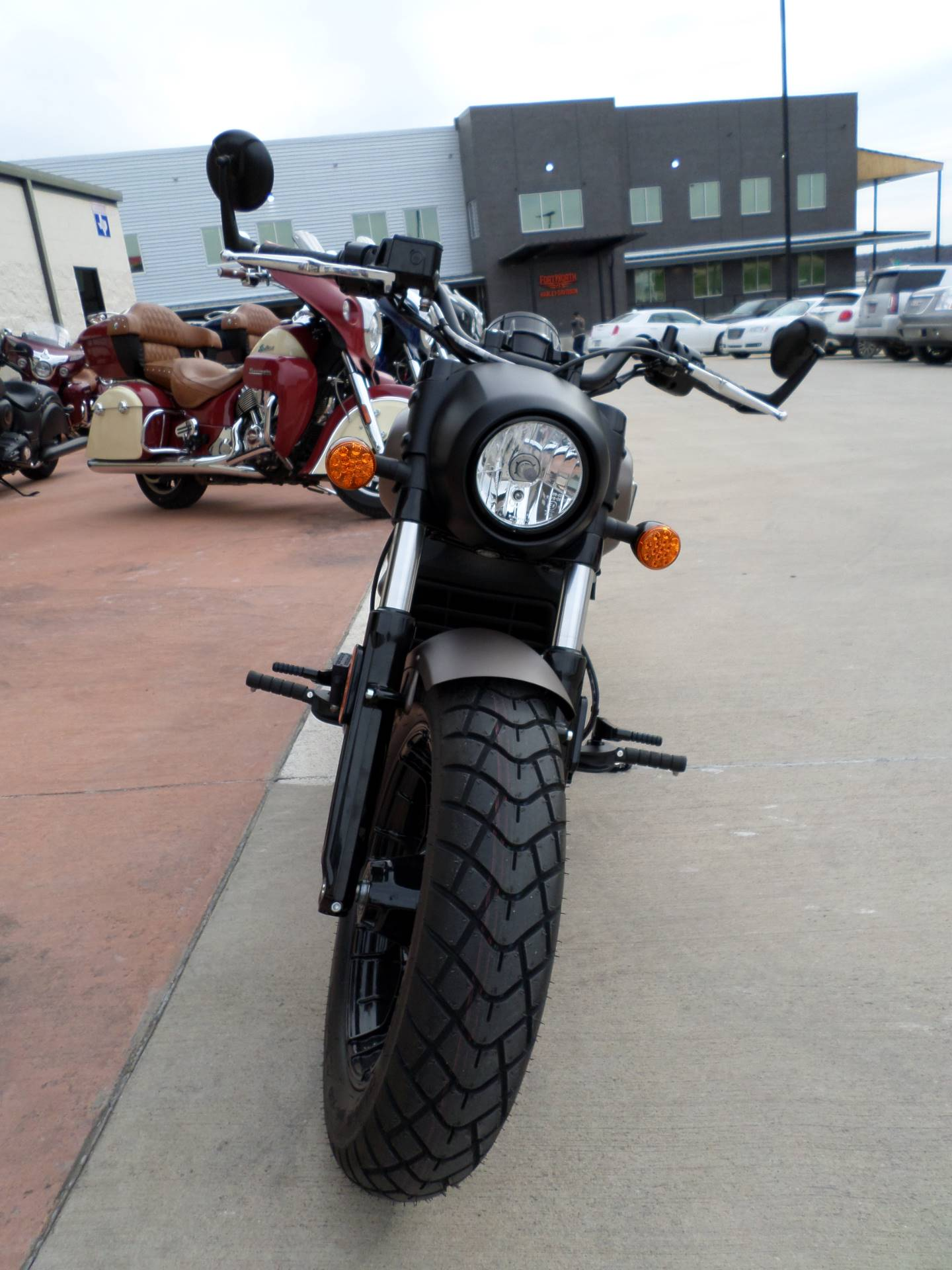 2019 Indian Scout® Bobber ABS in Fort Worth, Texas - Photo 2