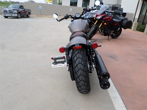 2019 Indian Scout® Bobber ABS in Fort Worth, Texas - Photo 4