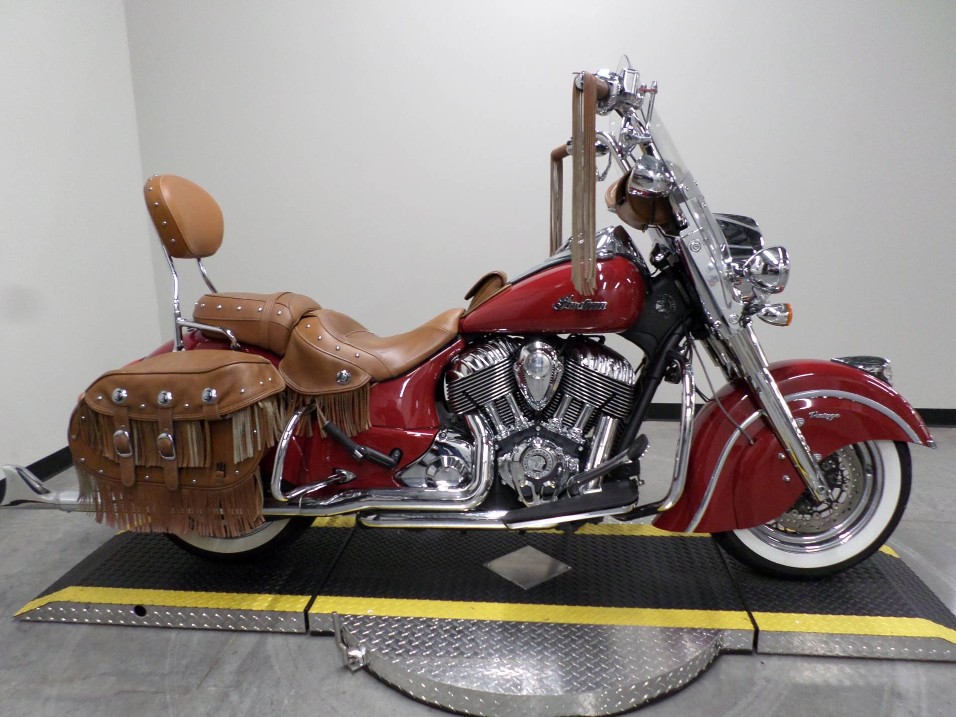 2015 Indian Chief® Vintage in Fort Worth, Texas - Photo 11