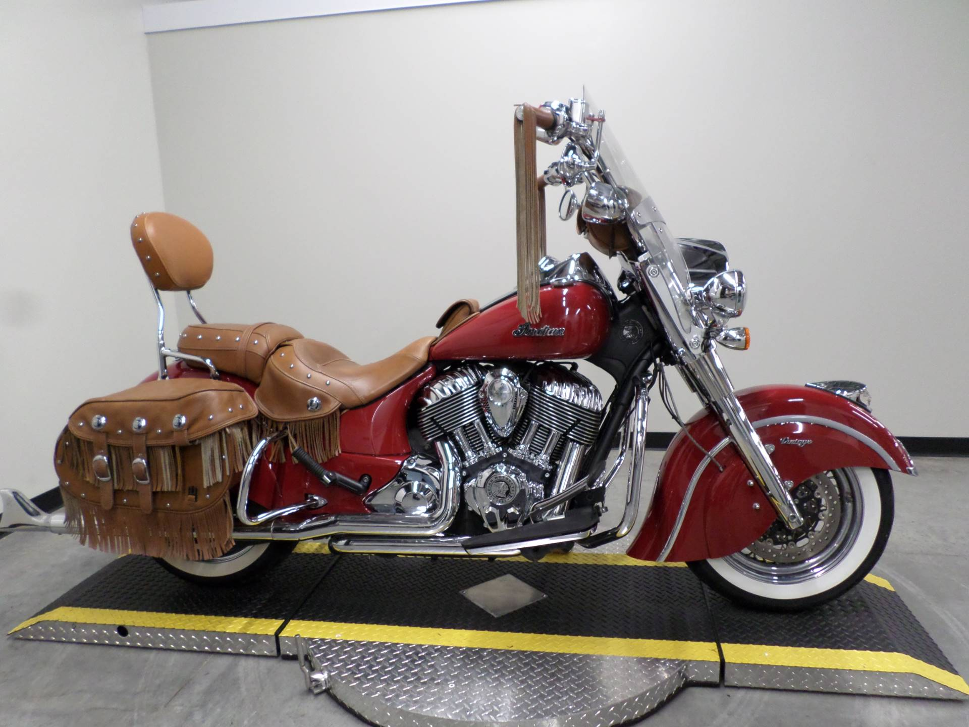 2015 Indian Chief® Vintage in Fort Worth, Texas - Photo 13