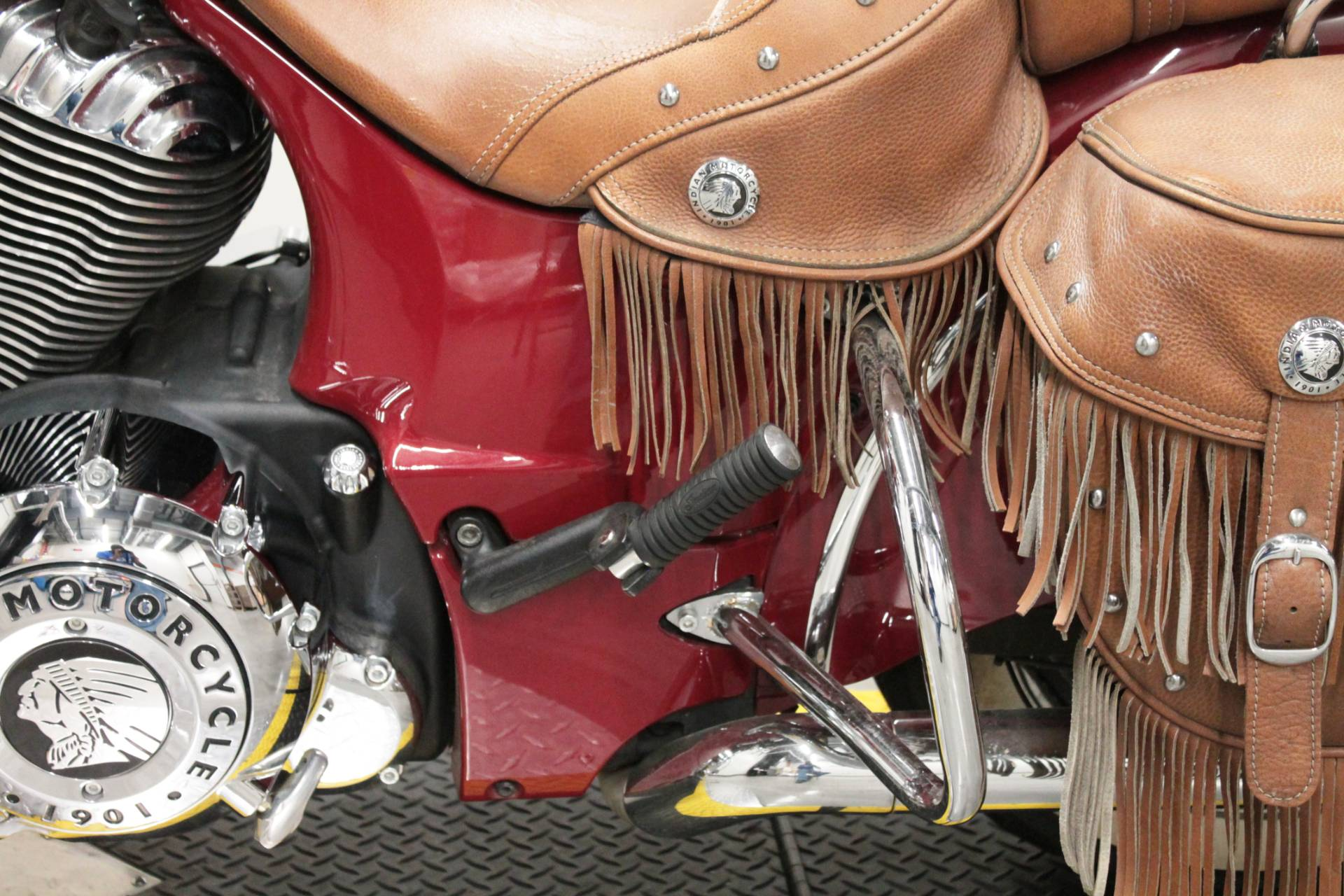 2015 Indian Chief® Vintage in Fort Worth, Texas - Photo 24