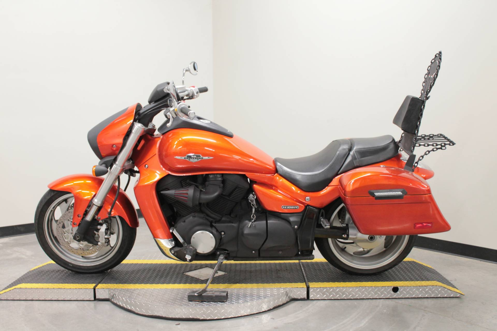2008 Suzuki Boulevard M109R in Fort Worth, Texas - Photo 6
