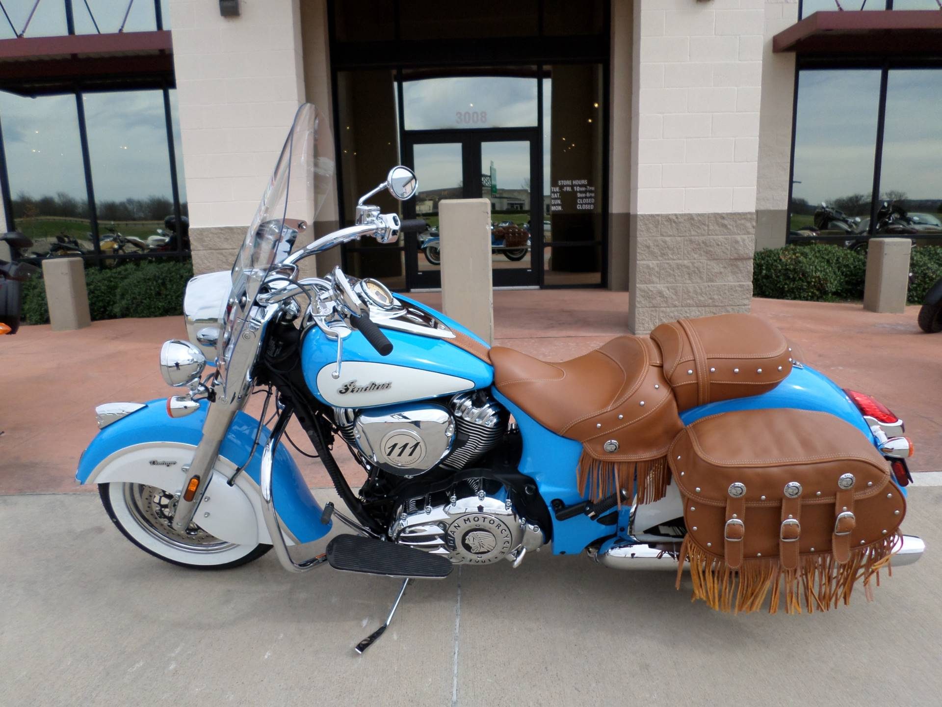 2019 Indian Chief® Vintage ABS in Fort Worth, Texas - Photo 2