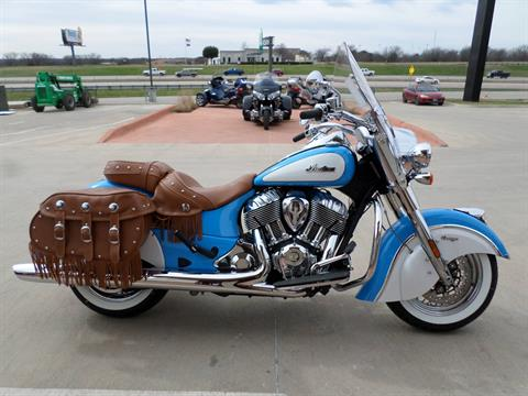 2019 Indian Chief® Vintage ABS in Fort Worth, Texas - Photo 4