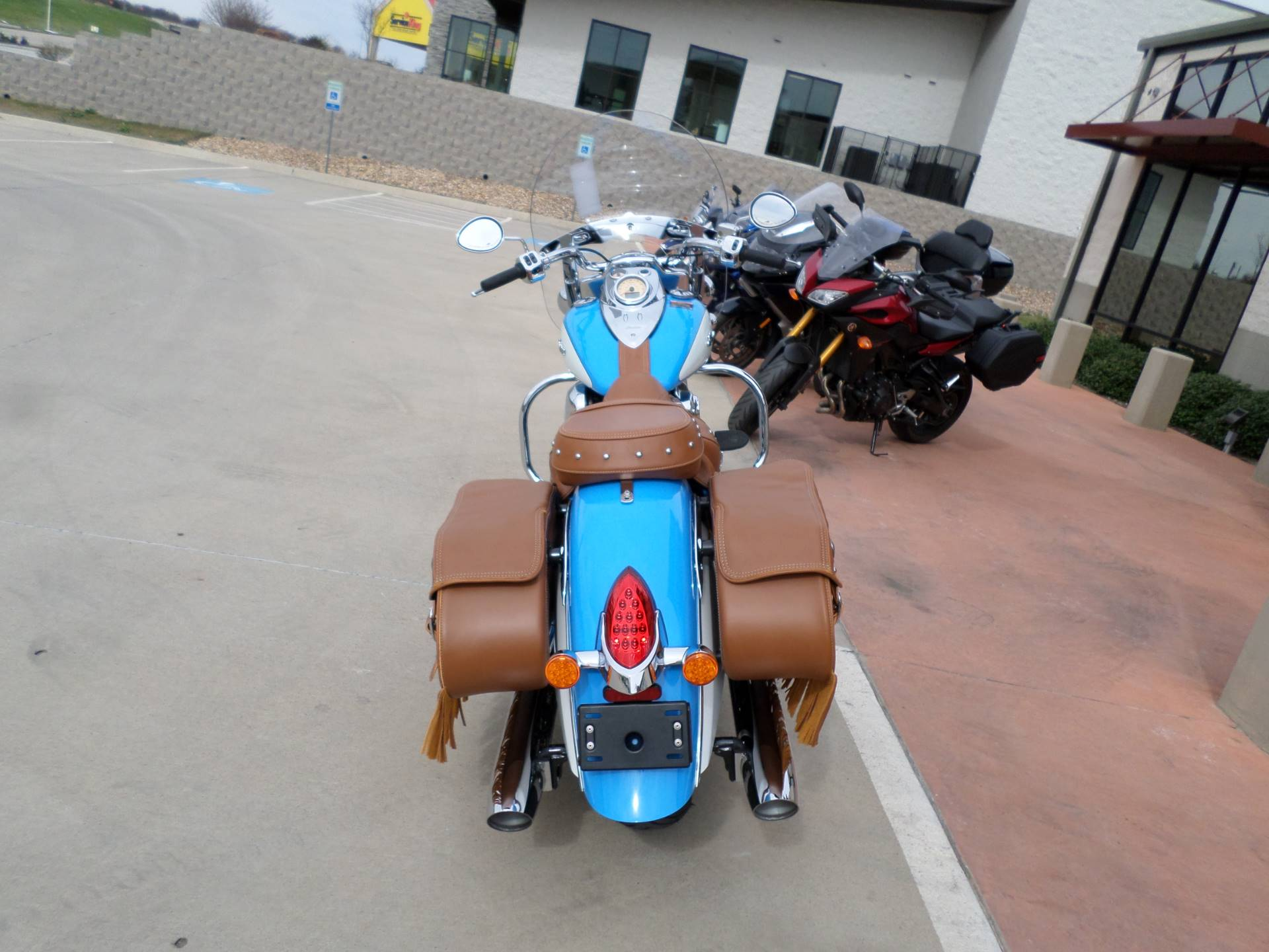 2019 Indian Chief® Vintage ABS in Fort Worth, Texas - Photo 5