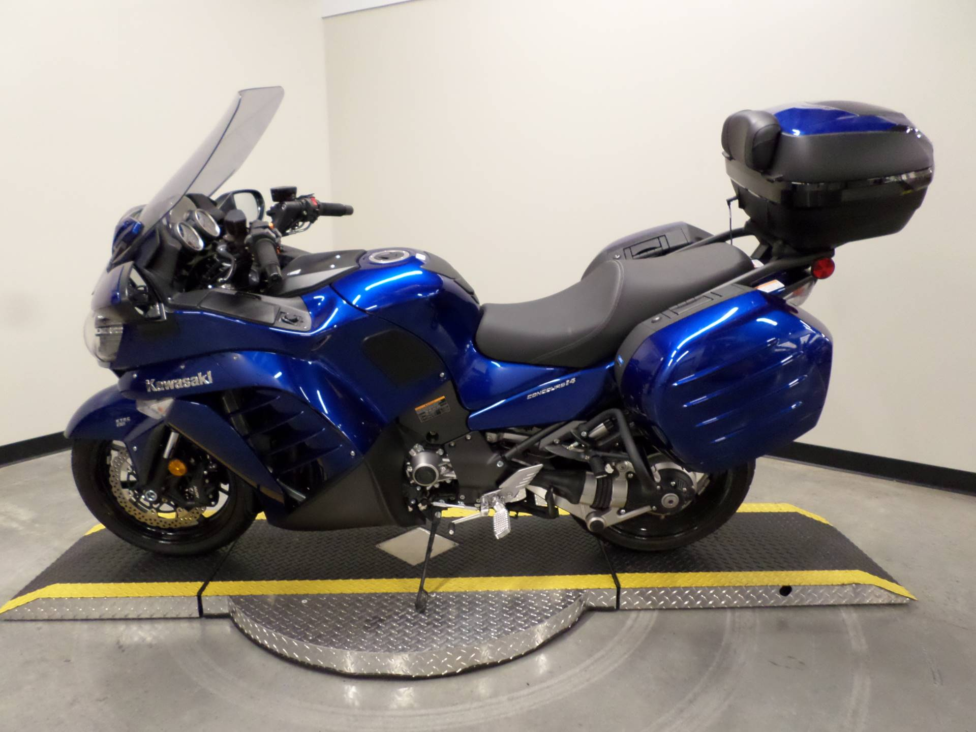 2017 Kawasaki Concours 14 ABS in Fort Worth, Texas - Photo 1