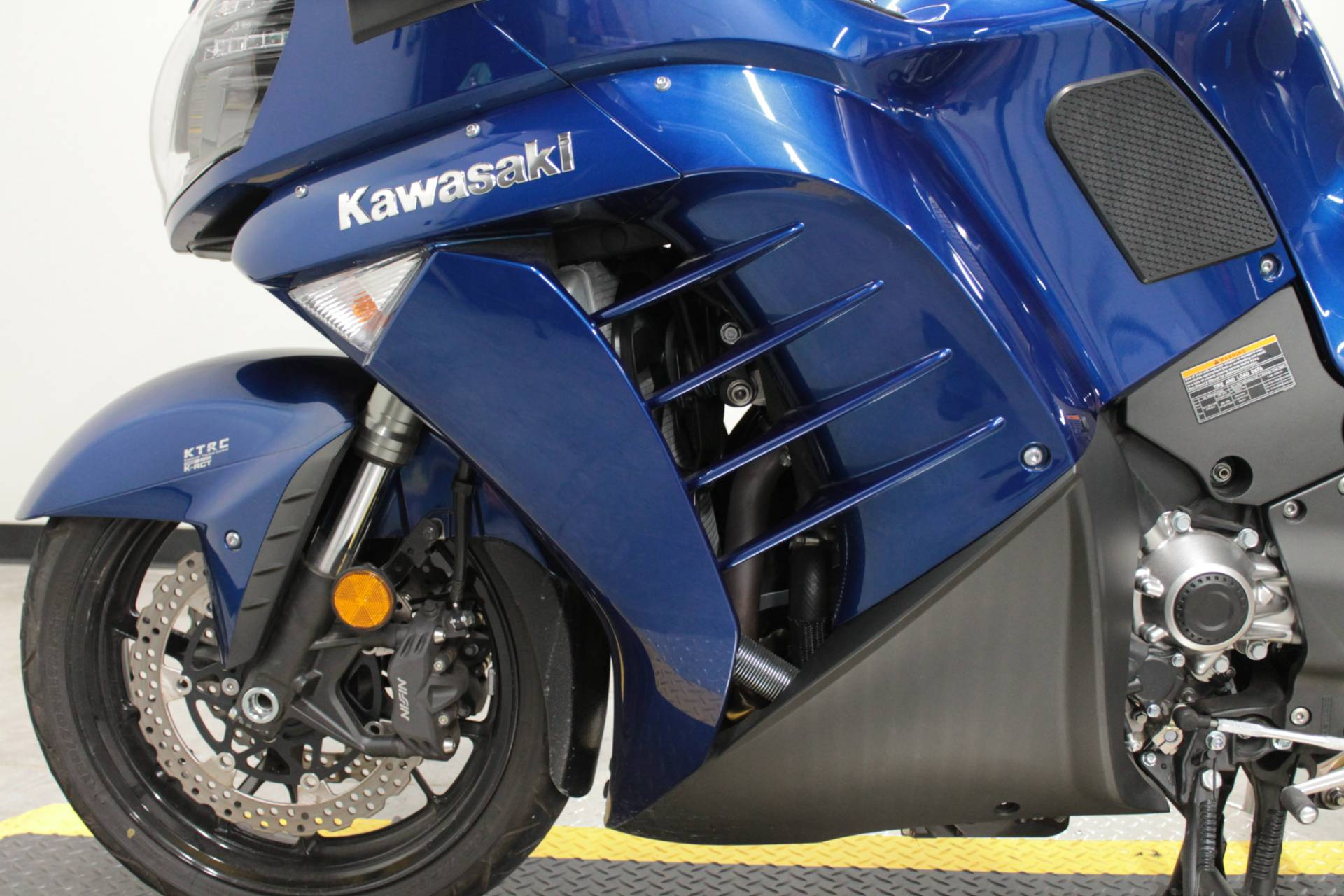 2017 Kawasaki Concours 14 ABS in Fort Worth, Texas - Photo 28