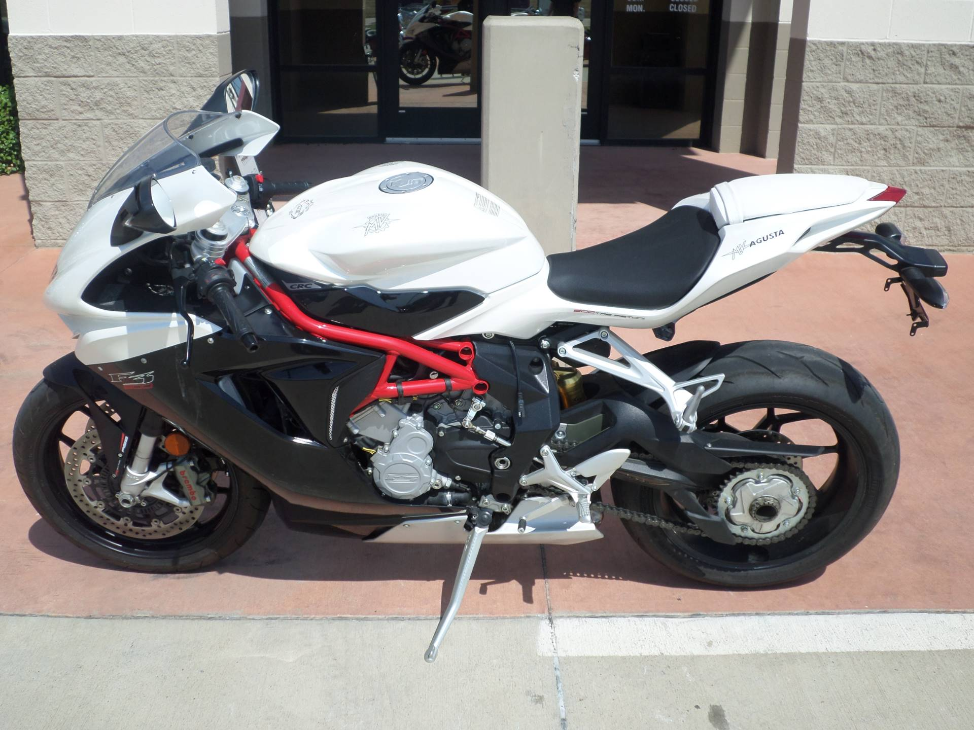 2015 MV Agusta F3 800 in Fort Worth, Texas
