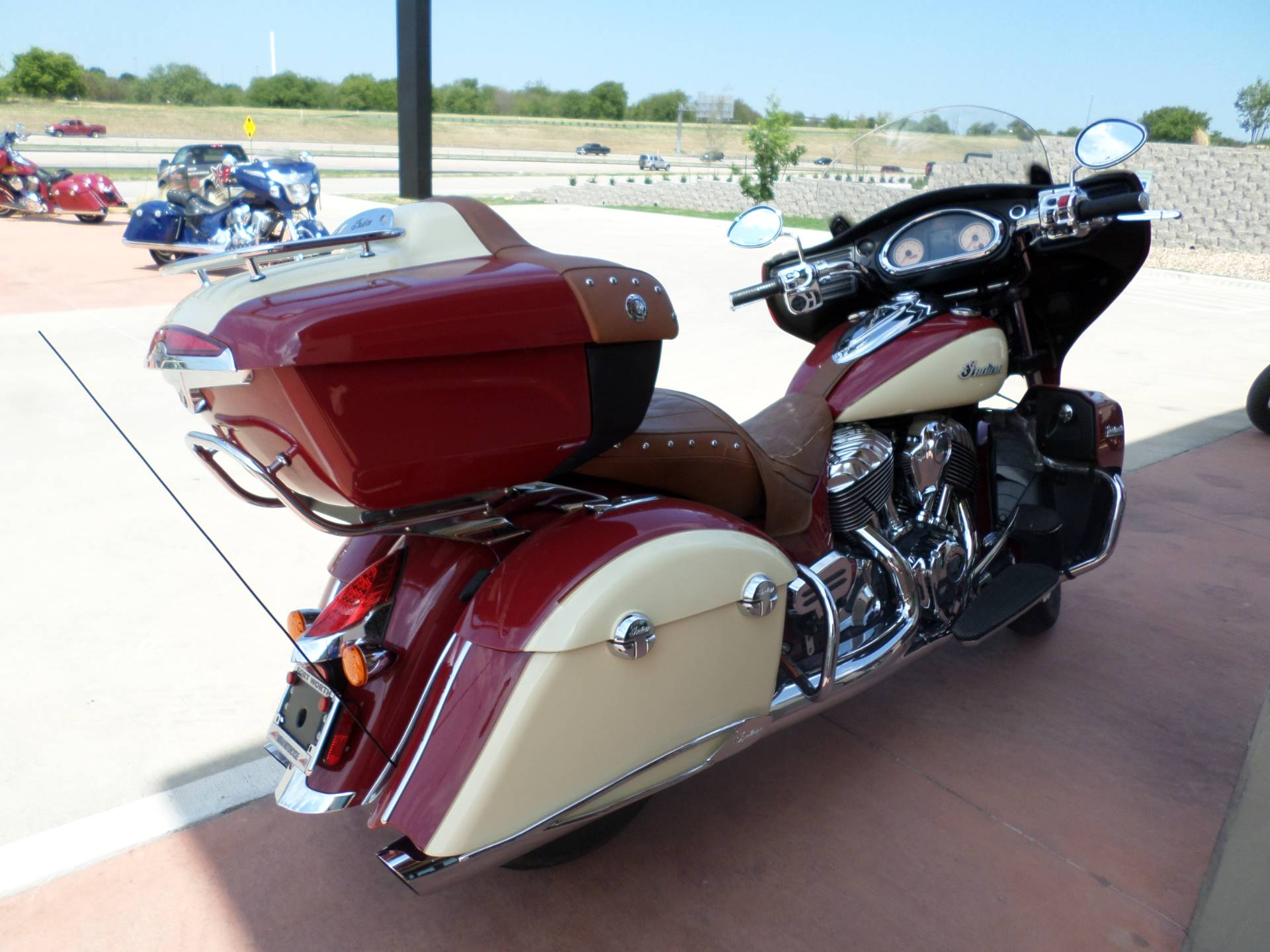 2015 Indian Roadmaster™ in Fort Worth, Texas