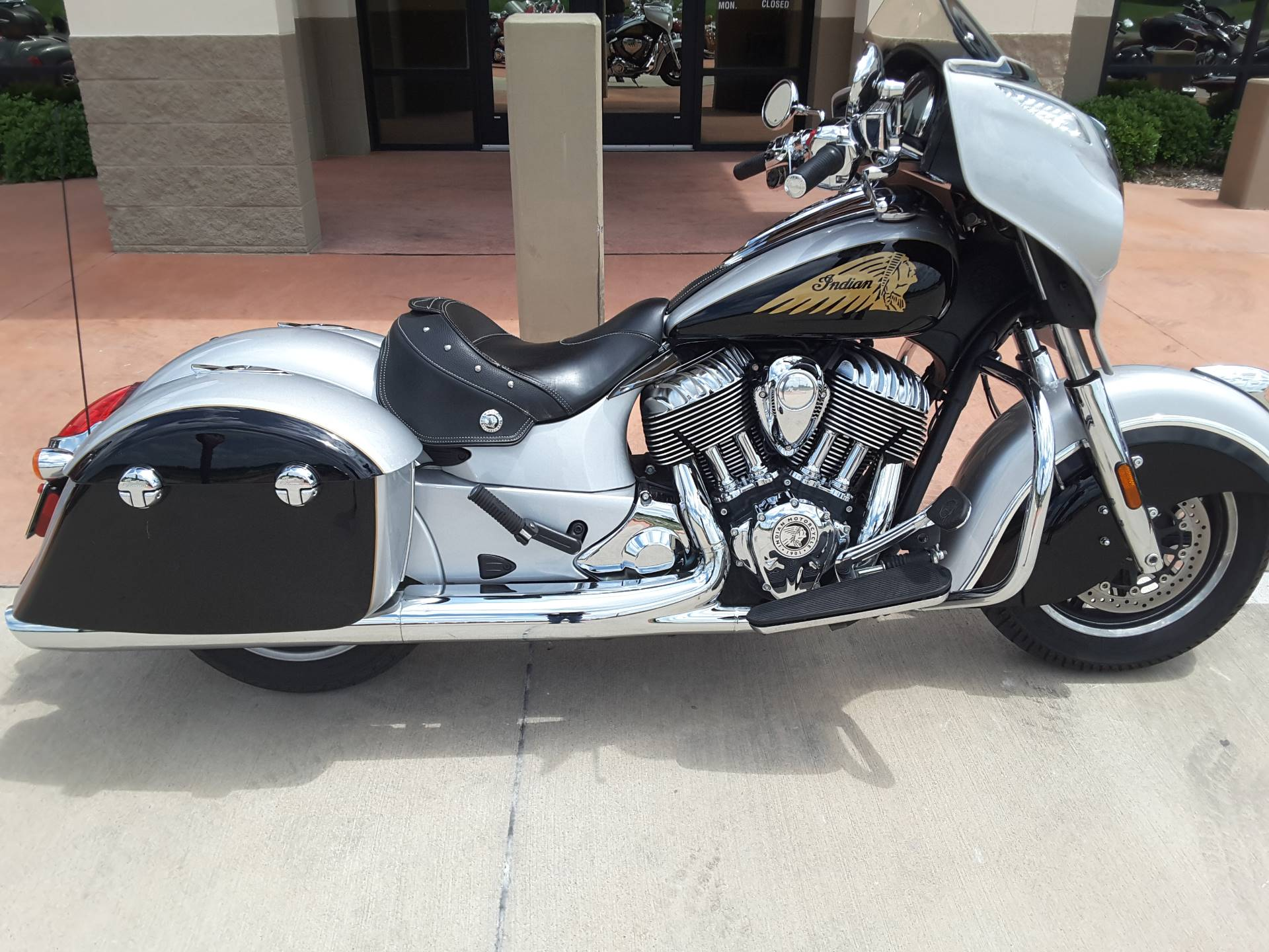 2016 Indian Chieftain® in Fort Worth, Texas