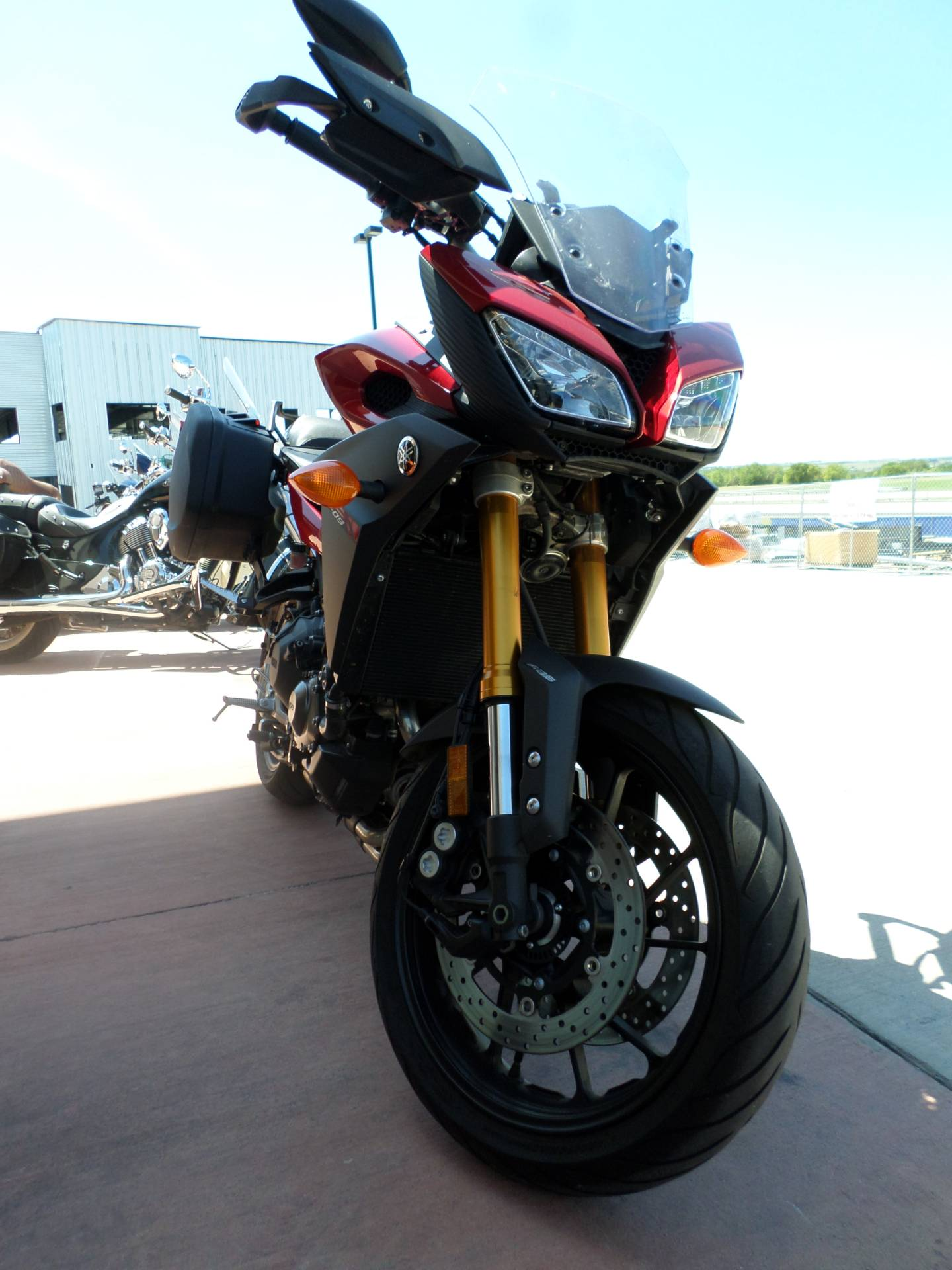 2015 Yamaha FJ-09 in Fort Worth, Texas - Photo 5