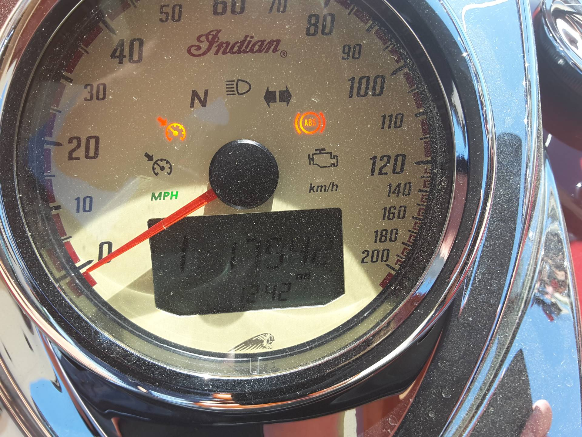 2014 Indian Chief® Vintage in Fort Worth, Texas