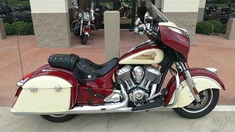 2015 Indian Chieftain® in Fort Worth, Texas