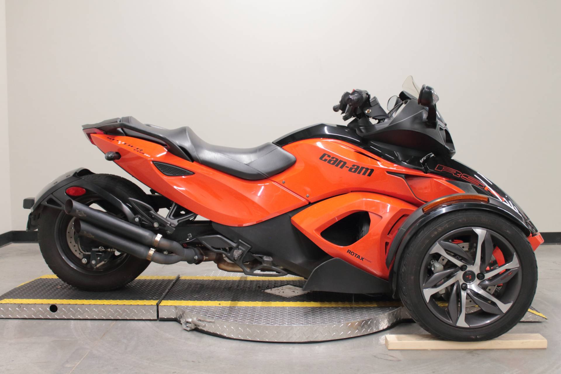 2014 Can-Am Spyder® RS-S SE5 in Fort Worth, Texas - Photo 1