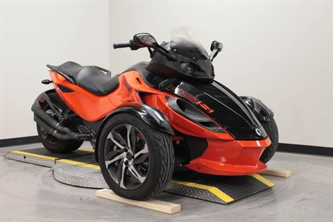2014 Can-Am Spyder® RS-S SE5 in Fort Worth, Texas - Photo 2