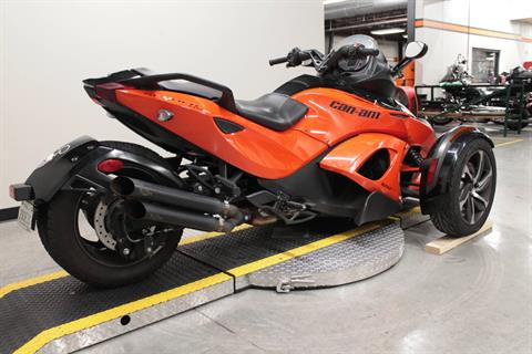 2014 Can-Am Spyder® RS-S SE5 in Fort Worth, Texas - Photo 3