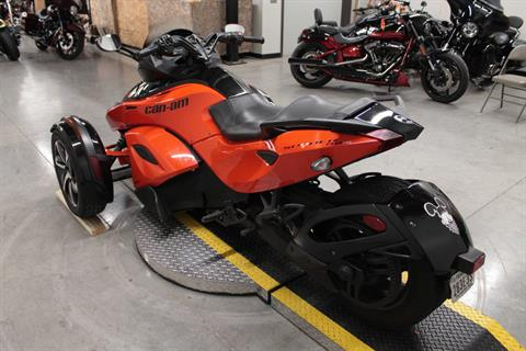2014 Can-Am Spyder® RS-S SE5 in Fort Worth, Texas - Photo 4