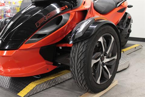 2014 Can-Am Spyder® RS-S SE5 in Fort Worth, Texas - Photo 5
