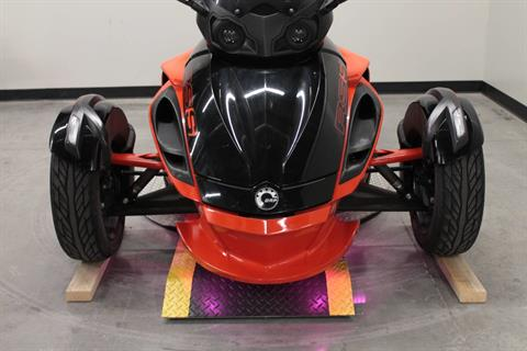2014 Can-Am Spyder® RS-S SE5 in Fort Worth, Texas - Photo 11