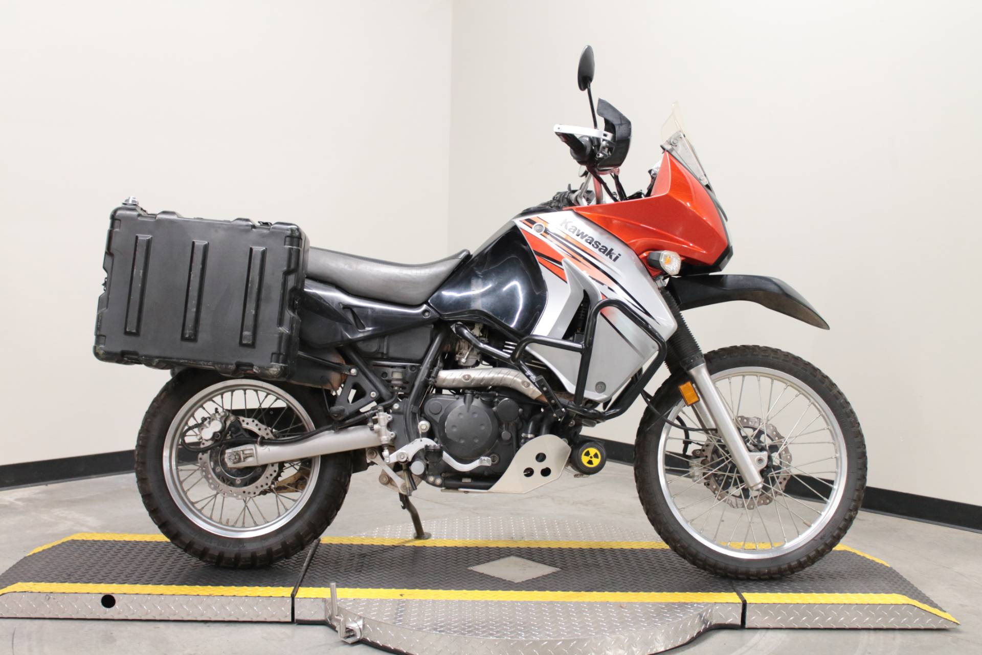 2012 Kawasaki KLR™ 650 in Fort Worth, Texas - Photo 1