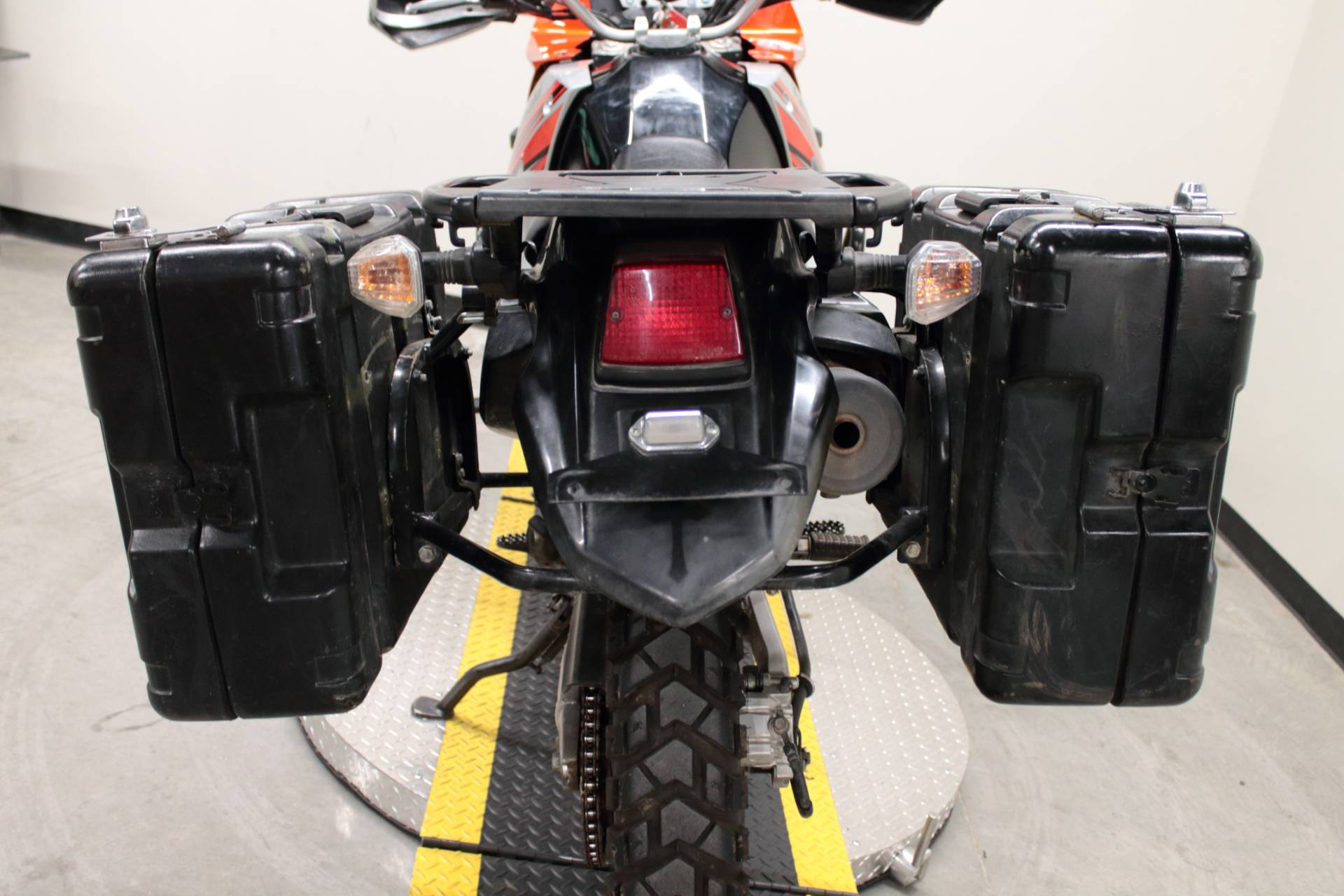 2012 Kawasaki KLR™ 650 in Fort Worth, Texas - Photo 18