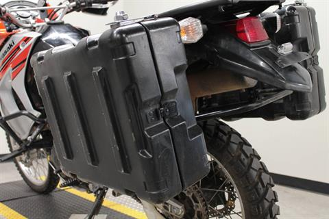 2012 Kawasaki KLR™ 650 in Fort Worth, Texas - Photo 19