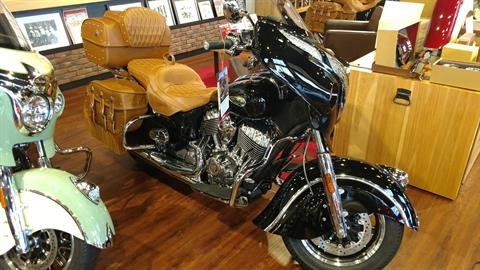 2017 Indian ROADMASTER CLASSIC in Fort Worth, Texas