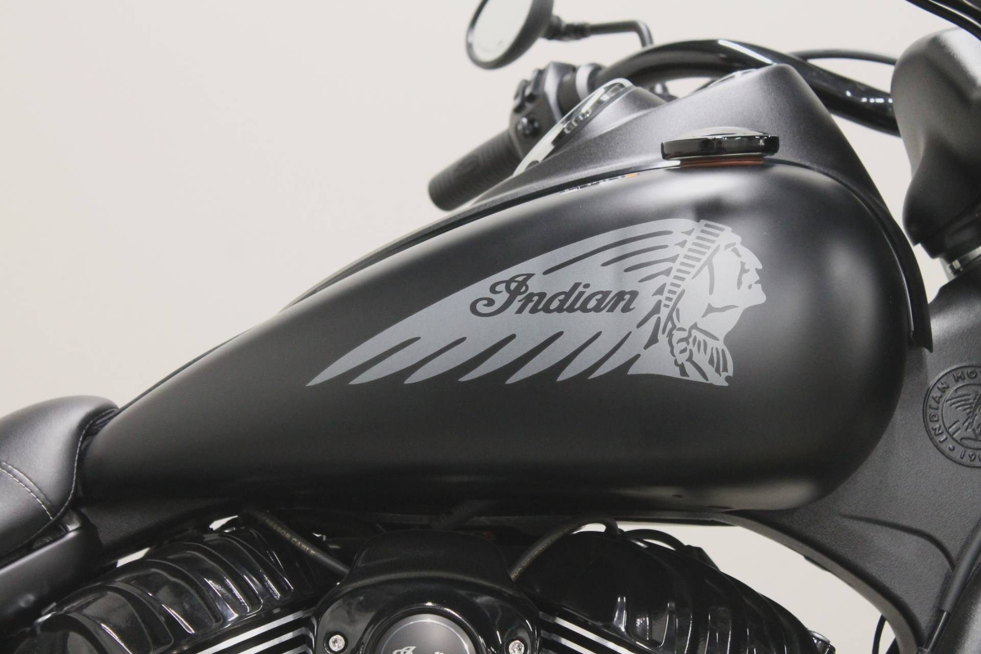 2019 Indian Chief® Dark Horse® ABS in Fort Worth, Texas - Photo 10