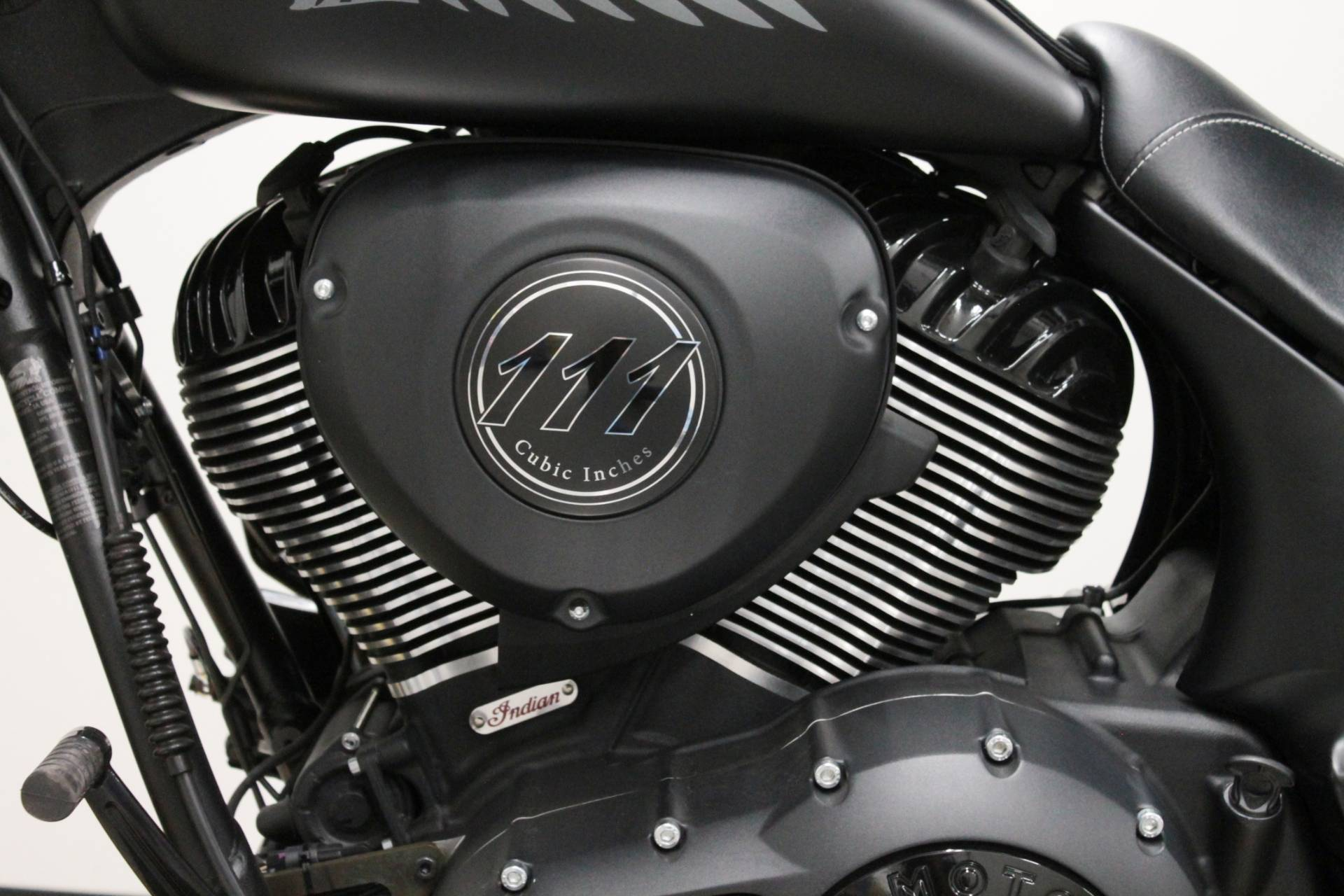 2019 Indian Chief® Dark Horse® ABS in Fort Worth, Texas - Photo 23