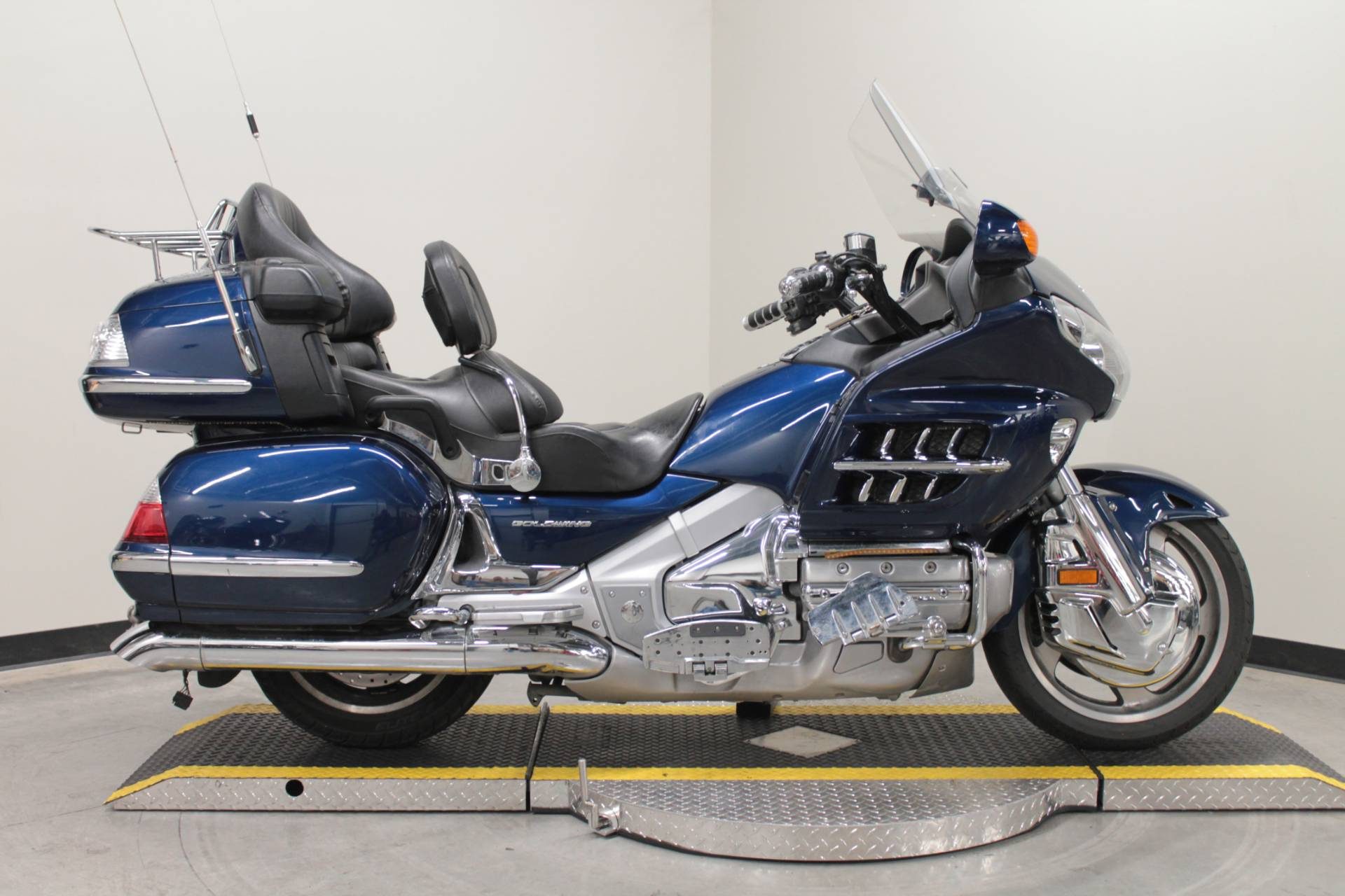 2007 Honda Gold Wing® Audio / Comfort / Navi in Fort Worth, Texas - Photo 1