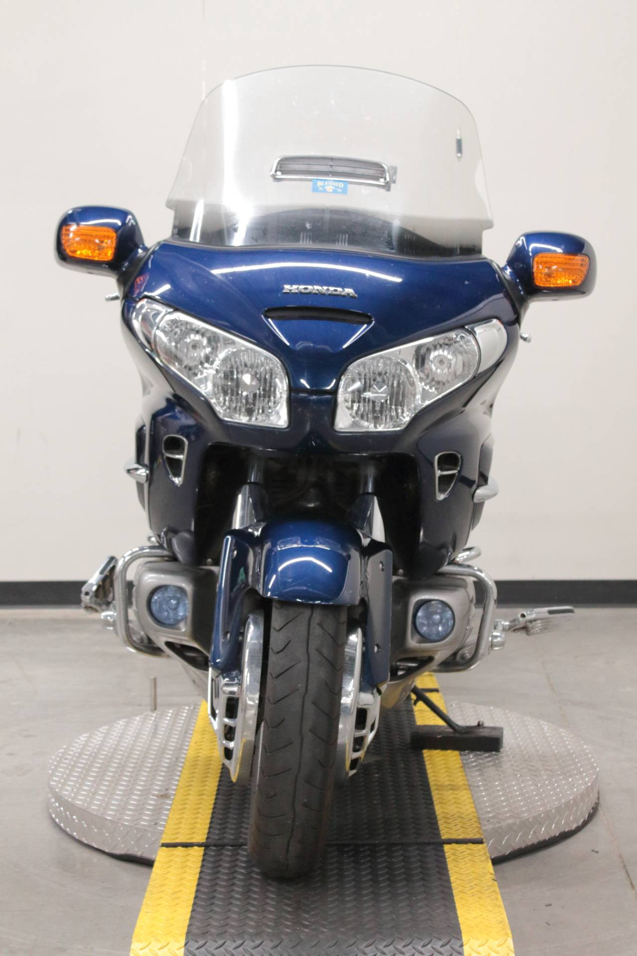 2007 Honda Gold Wing® Audio / Comfort / Navi in Fort Worth, Texas - Photo 4