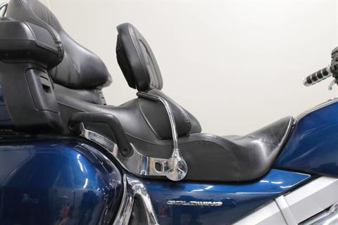 2007 Honda Gold Wing® Audio / Comfort / Navi in Fort Worth, Texas - Photo 13