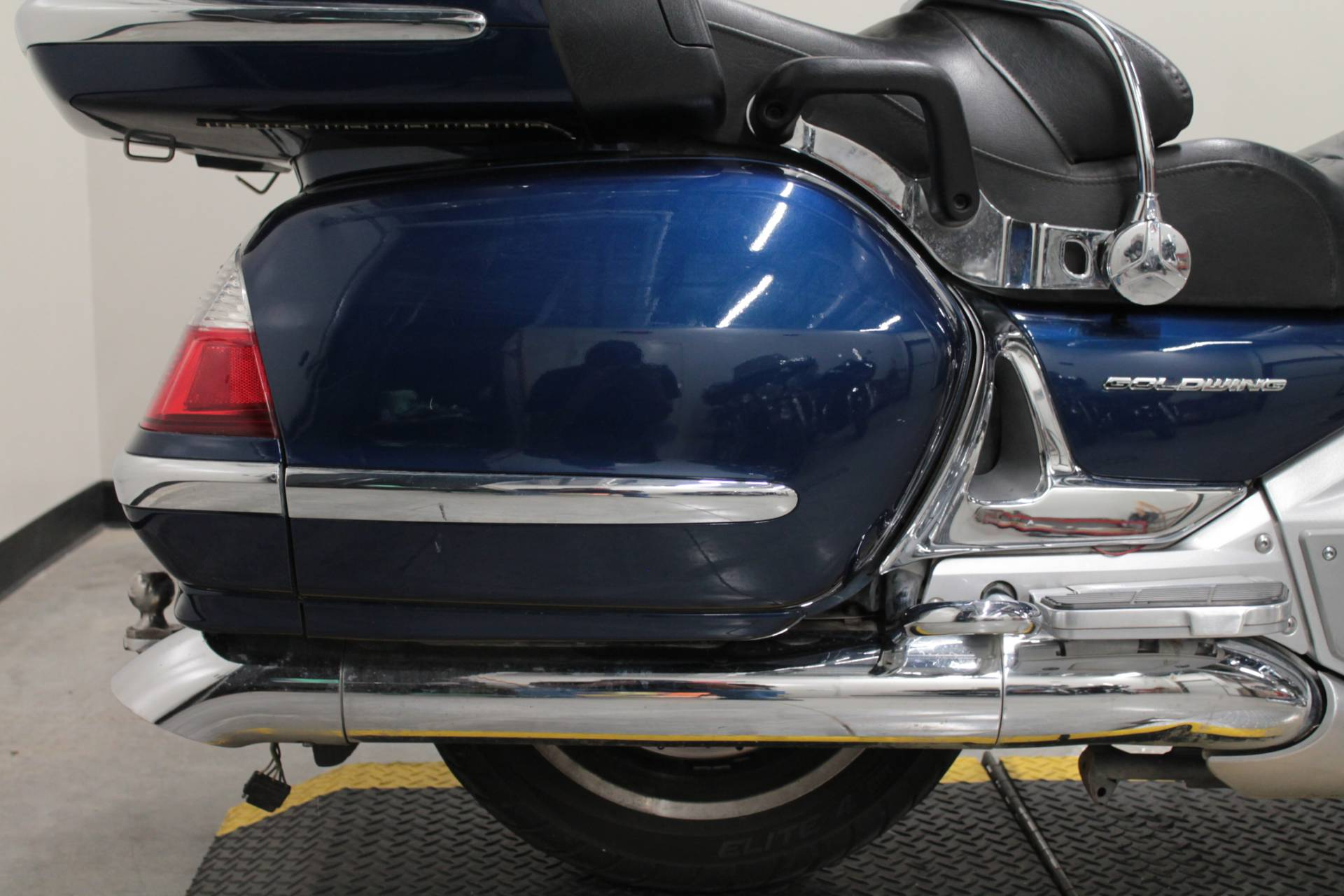 2007 Honda Gold Wing® Audio / Comfort / Navi in Fort Worth, Texas - Photo 14