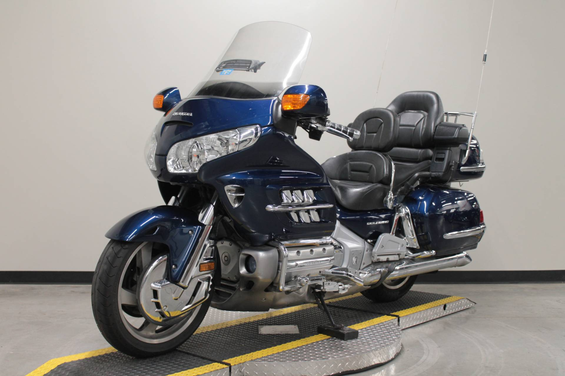 2007 Honda Gold Wing® Audio / Comfort / Navi in Fort Worth, Texas - Photo 3