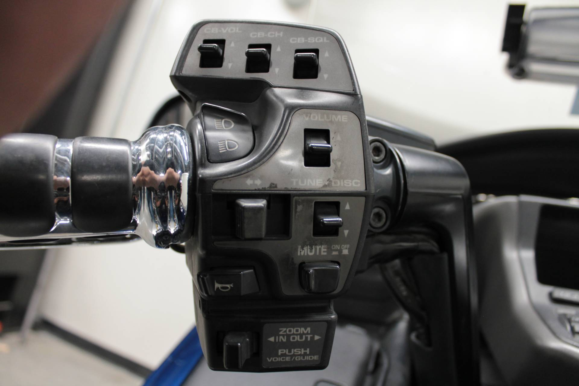 2007 Honda Gold Wing® Audio / Comfort / Navi in Fort Worth, Texas - Photo 26