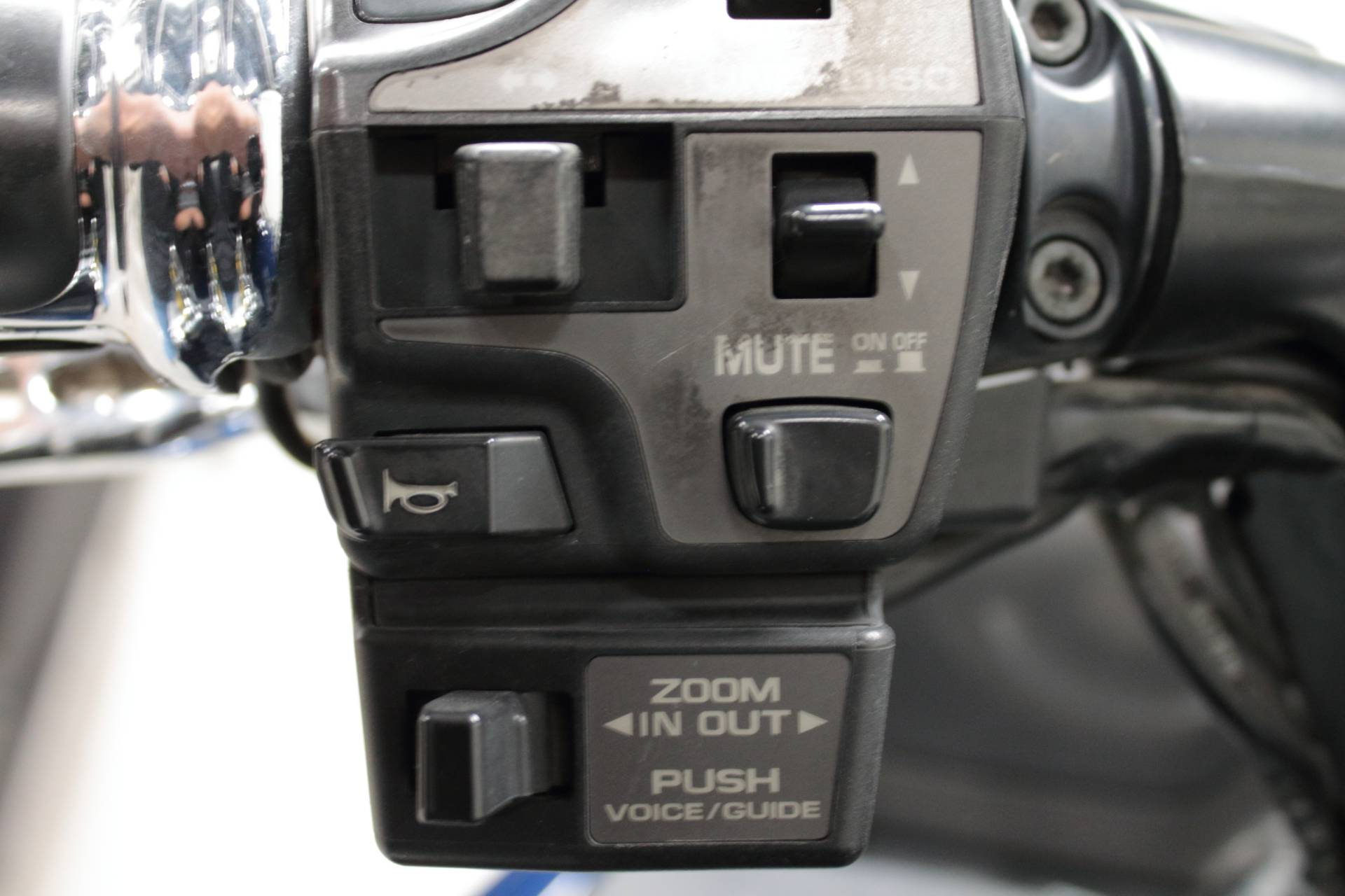 2007 Honda Gold Wing® Audio / Comfort / Navi in Fort Worth, Texas - Photo 27