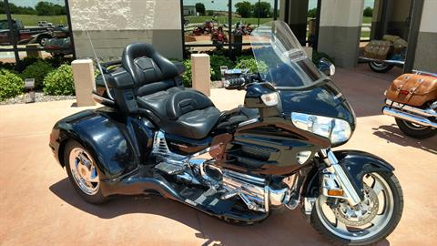 2008 Honda Gold Wing® Audio Comfort Navi ABS in Fort Worth, Texas