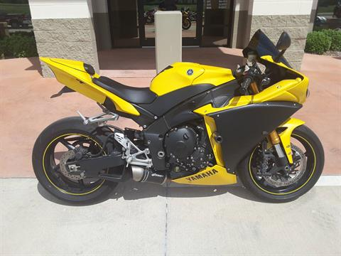 2009 Yamaha YZFR1 in Fort Worth, Texas