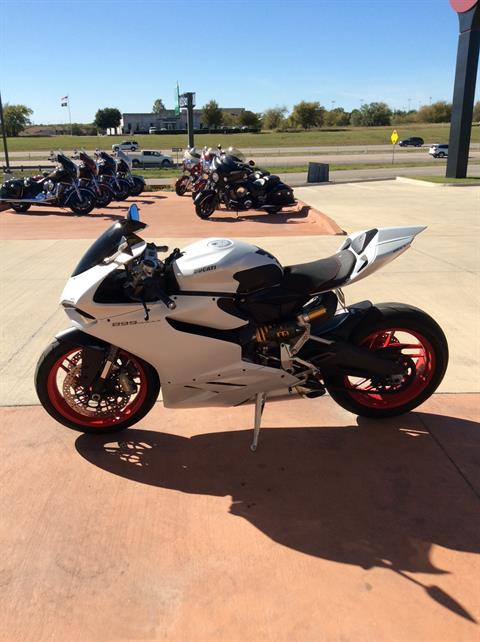 2015 Ducati 899 Panigale in Fort Worth, Texas