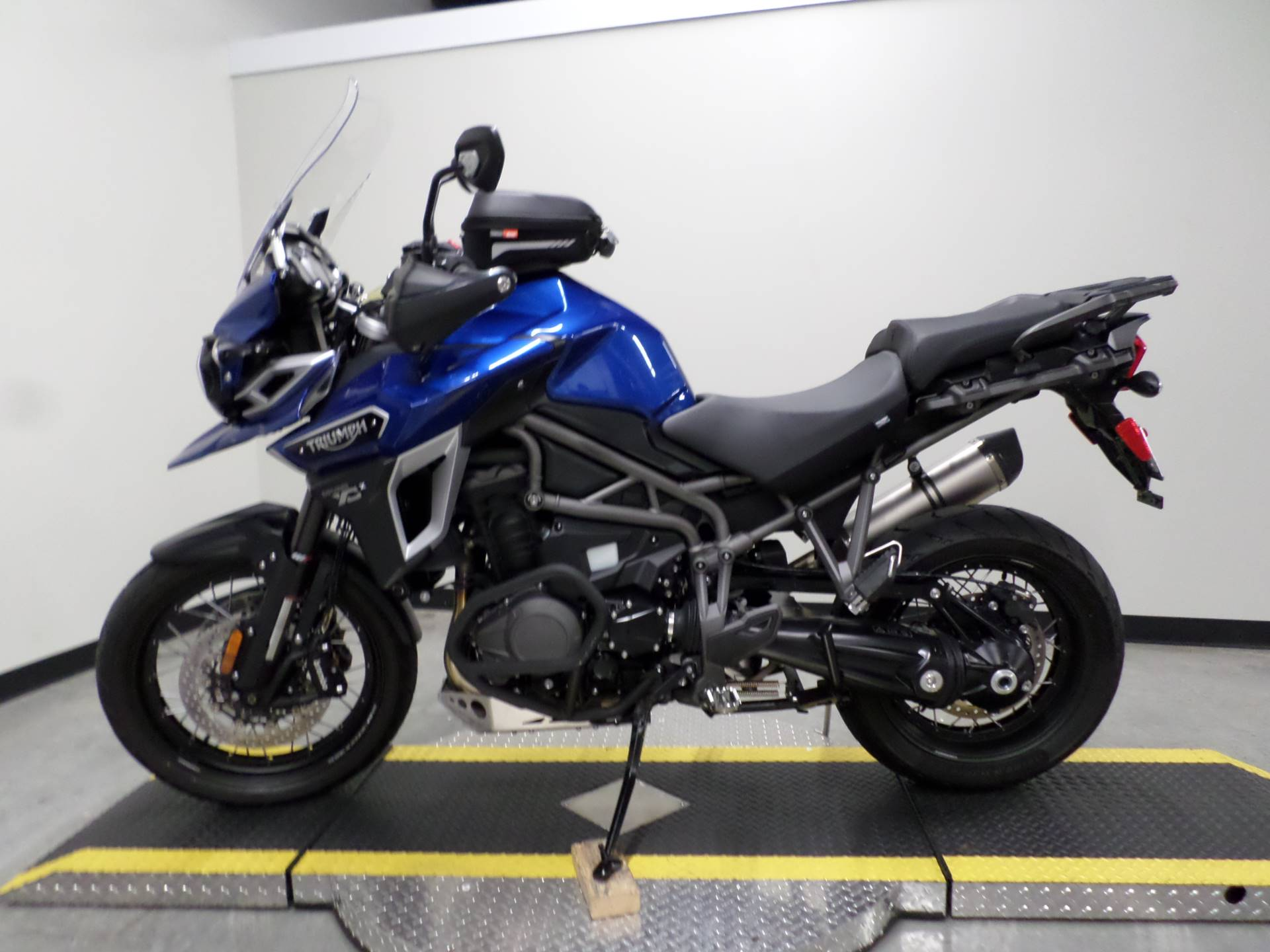 2017 Triumph Tiger Explorer XCx in Fort Worth, Texas - Photo 1