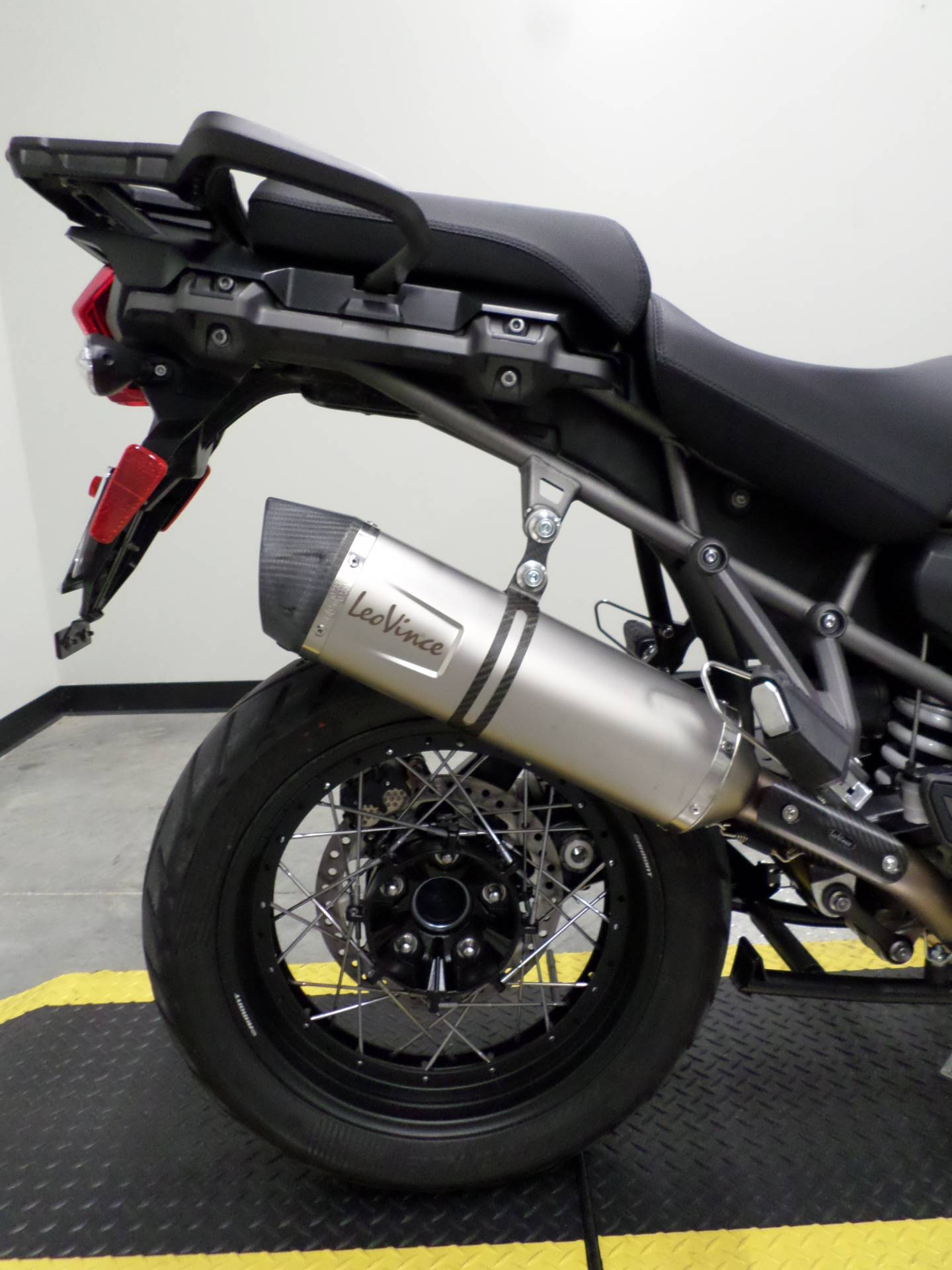 2017 Triumph Tiger Explorer XCx in Fort Worth, Texas - Photo 10