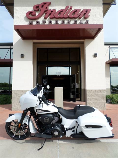 2019 Indian Chieftain Dark Horse® ABS in Fort Worth, Texas